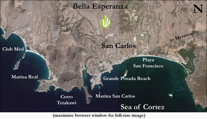 Bella Esperanza - San Carlos